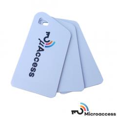 Tarjeta Tipo Llavero Control de accesos MicroAccess