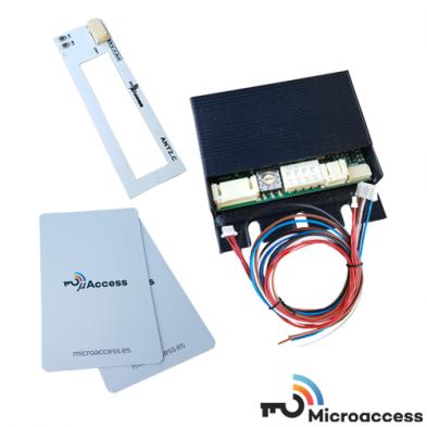Control de Accesos - Sistema MicroAccess Kit 2