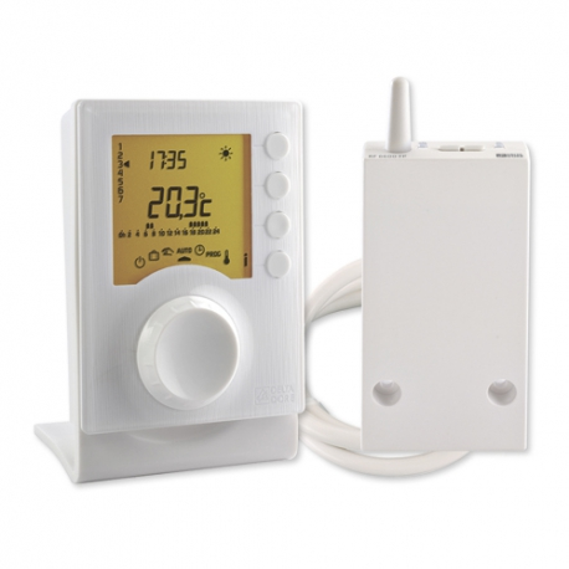Termostato Digital Tybox 137 - inalámbrico