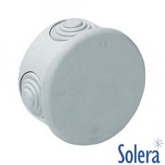 Caja Estanca Circular 77x35 Solera 665