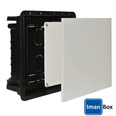 ImanBox Caja 100x100 para pladur