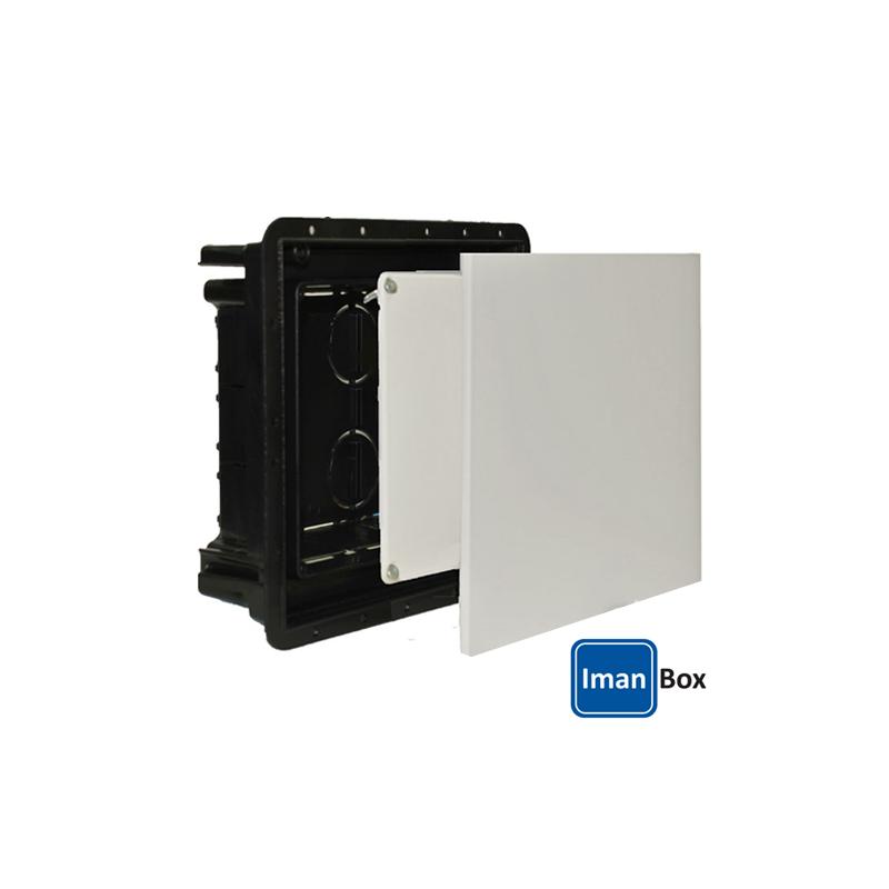 ImanBox Caja 100x100 para obra