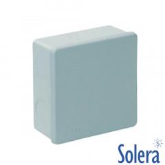 Caja Estanca Lisa 100x100x45 Solera 615C