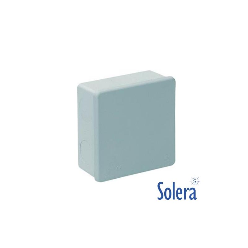 Caja Estanca Lisa 80x80x35 Solera 604C