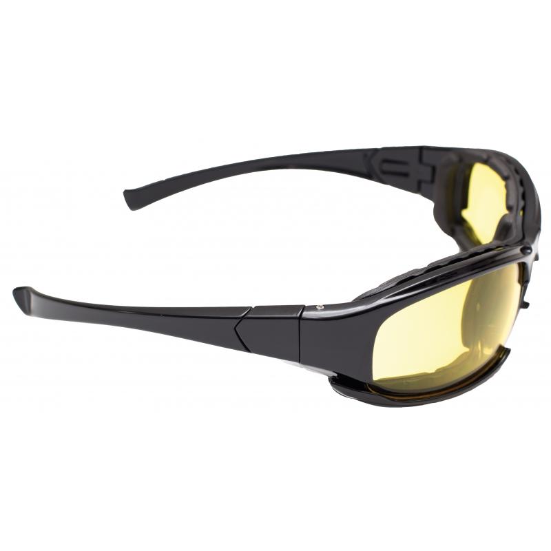 Gafas de protecci n indro high visibility domoelectra - Gafas de proteccion ...