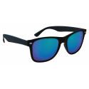 Gafas de sol WAVE lente espejo azul