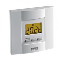 Termostato electrónico con teclas filar para climatización Tybox 51 6053036