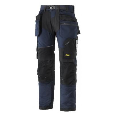 6902 Pantalón largo FlexiWork+ con bolsillos flotantes