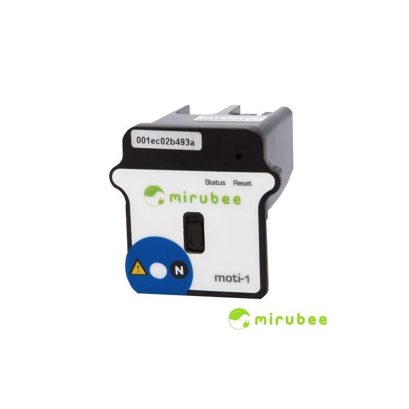 Medidor de Consumo Monofásico MOTI-1 Mirubee