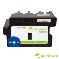 Medidor de Consumo Trifásico MOTI-3N Mirubee