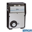 Caja IP44 Básica 1 Toma Modo 3 Tipo 2 Monofásica/Trifásica 32A 22 kW con mediación de energía por toma RFID Mifare