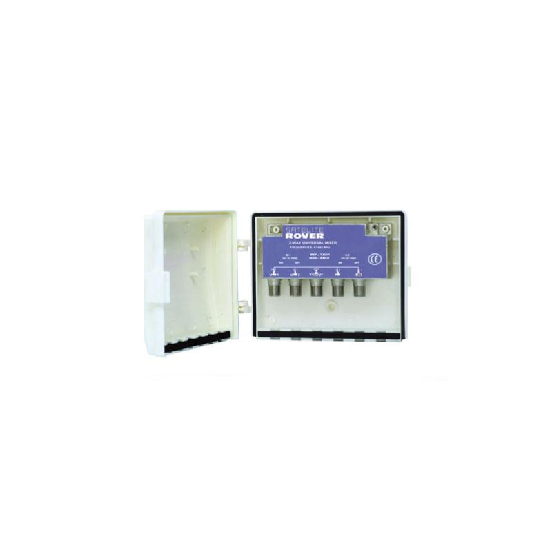 Mezclador UHF-UHF Satélite Rover 73011
