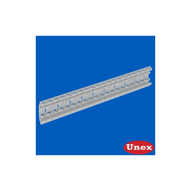 Base continua Unex 16x71 en U23X para tapa de altura 75 31075-04