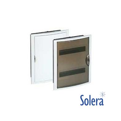 Caja Distribución Empotrar Serie Arelos 28 Elemento Solera