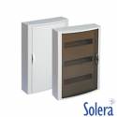 Caja Distribución Superficie Serie Arelos 42 Elemento Solera