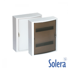 Caja Distribución Superficie Serie Arelos 28 Elementos Solera