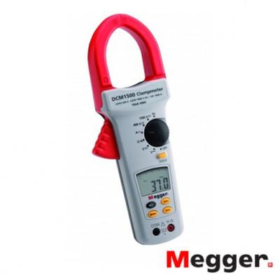 Pinza Amperimétrica 1500A DCM1500 Megger