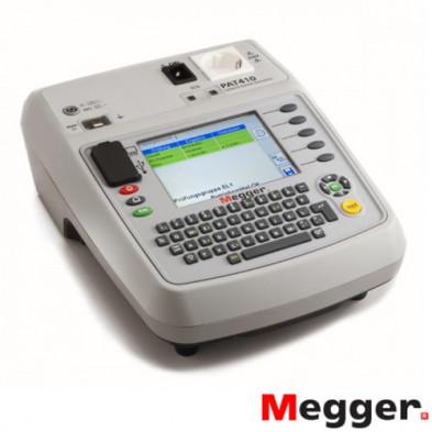 Comprobador de Aparatos Eléctricos MEM-CAR-DESCAR PAT410