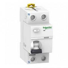 Interruptor Diferencial iID 2P 40A 30mA Clase A Vehículo Eléctrico