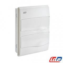 Caja de distribución de empotrar IP40 BM24PO/RR IDE