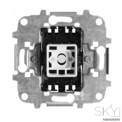 Interruptor Monopolar Niessen Sky 8101