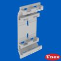 Base individual Unex 16x96 en U23X para tapa de altura 100
