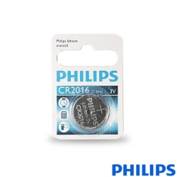 Pila Lithium Philips CR2016 Blister1