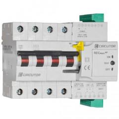 Magnetotérmico Diferencial con Reconexión Automática P2A126 Circutor