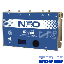 Central Programable NEO Satelite Rover 85130