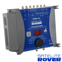 Central Programable RP10-7e Lte Satelite Rover 85125
