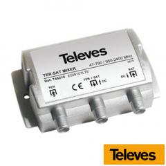 Mezclador MATV-FI Televes 745210