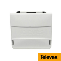 Cofre Exterior Gris Televes 4163