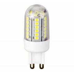 Lámpara G9 LED 2W cálida