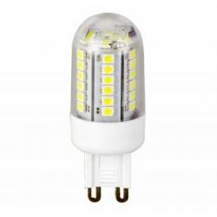 Lámpara G9 LED 2W fría