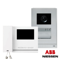 Kit Videoportero Welcome Niessen ABB W2821.1