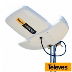 Extensión de cobertura 4G 4GNOVA BOSS Televes