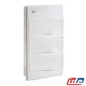 Caja de distribución de empotrar 36 módulos IP40