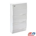 Caja de distribución de superficie 36 módulos IP40
