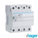 Interruptor Diferencial 4P 25A 300mA tipo AC Hagger CFC725J