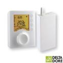 Termostato Programable Tybox 437 Radio para climatización 2 consignas