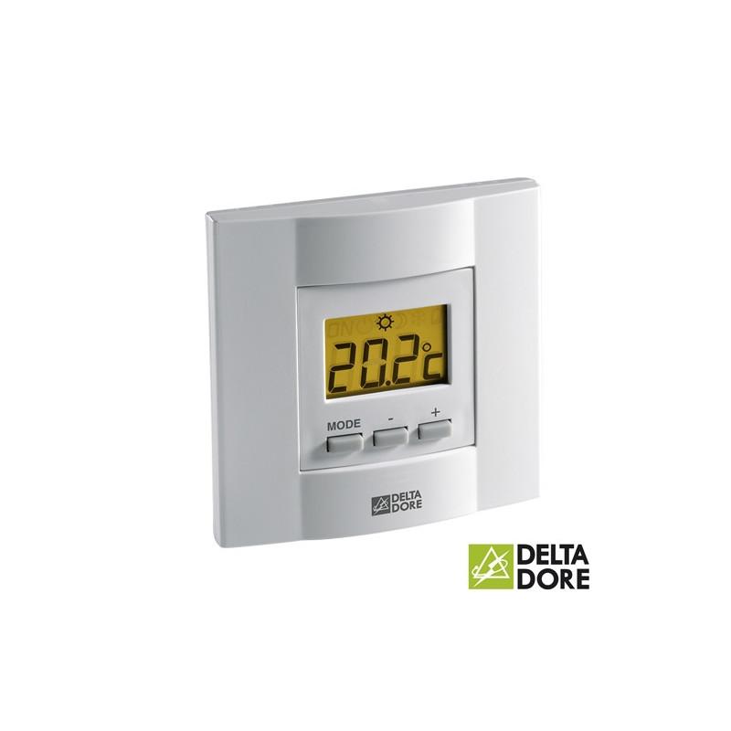 Termostato Tybox 21 De ambiente con Teclas