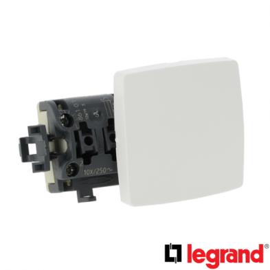Interruptor Conmutador Serie Legrand Oteo 0 860 01