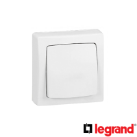 Interruptor Cruzamiento Superficie Legrand Oteo 086004