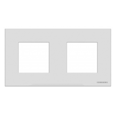 Marco Básico 2 ventanas Niessen Zenit N2272.1
