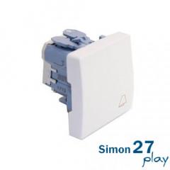 Pulsador Campana Simon 27 Play 27150-65