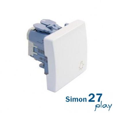 Pulsador Simbolo Luz Simon 27 Play 27151-65