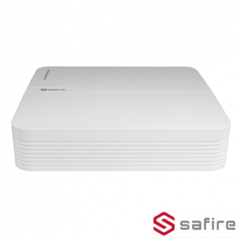 Videograbador 5n1 Safire H.265+ SF-HTVR6108M-HEVC