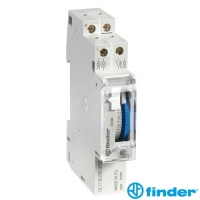 Interruptor Horario 16A Serie 12.11 Finder