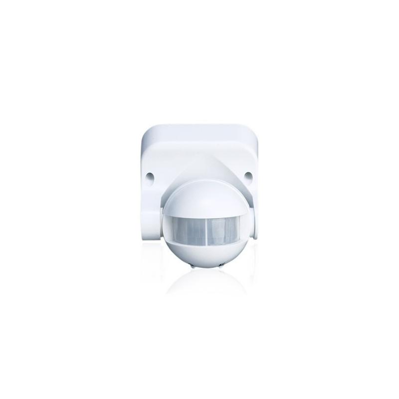 Detector Movimiento Para Luz Blanco 180º