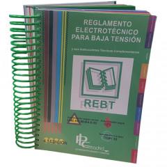 Reglamento Electrotécnico de Baja Tensión Actualizado (REBT) - 8ª EDICIÓN